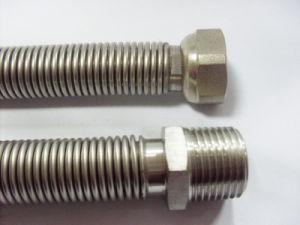 Ringförmig-Gebildeter gewölbter flexibles Metalschlauch