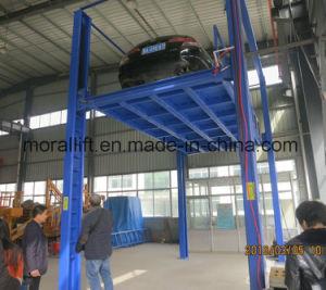 Elevatore automatico di parcheggio dell'automobile di alberino quattro