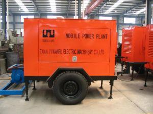 移動式発電機(Gf-C-D)