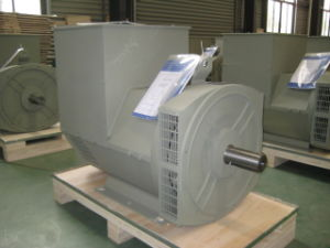 250kVA kw/200AC sin escobillas alternador trifásico (JDG274K) con la CE aprobó la norma ISO