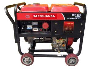 SF5GF-LE3 Power 5kw Diesel Generator