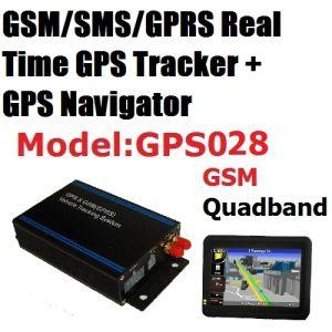 GPS Navigator Tracker