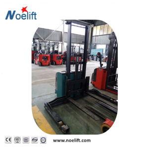 De elektrische Stapelaar 1500kg 4500mm van het Platform met de Klem van het Broodje van het Document