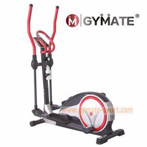 En el interior de la máquina elíptica magnética Obitrack Trainer cross trainer Crosstrainer gimnasio en casa de equipos de gimnasia
