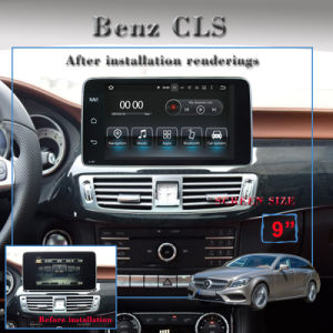 Antirreflexo Carplay suporte 9Benz Cls Carplay Android Market 7.1 Sistema estéreo para automóvel