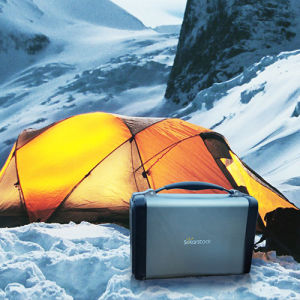 400W Portable Power System voor Camping (ss-PPS400W)