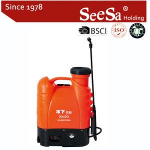 15L CE утвержденные электрический/батареи Backpac/Knapsack сельскохозяйственных опрыскивателя (SX-MD15DA)