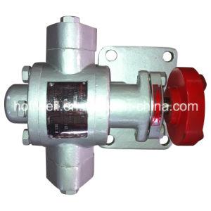 Pompa a ingranaggi approvata dell'acciaio inossidabile KCB33.3 del CE