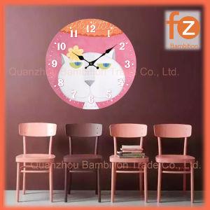 (0.5Cm caliente el cuerpo), la venta de varios estilos innovadores comercio al por mayor Reloj de pared Pared Vintage Antiguo reloj redondo de madera para la decoración del hogar016007-46 Fz.