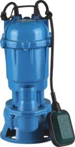 Wqd Serien-versenkbare Pumpe/Abwasser-Pumpe