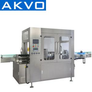 De hete Machine van de Etikettering van de Fles van de Lijm van de Smelting Automatische