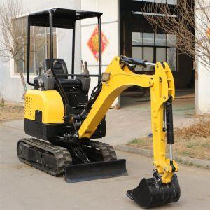 Il mini escavatore Yh16 del cingolo è per la vendita