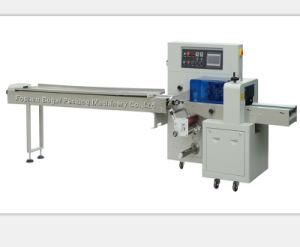 De horizontale het Verpakken van de Film van het Type Machine van de Verpakking van de Broodjes van de Kip van Stokken