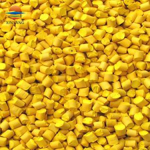 Желтый цвет Masterbatch для пленки
