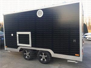 Gas che frigge dispersore, rimorchio di ATV