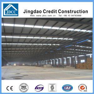 La conception de structure en acier de construction préfabriqués Warehouse