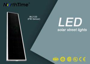 高い発電防水ハイウェイの照明LED太陽電池パネルの街灯