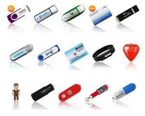 Gift (ED075)のためのLogoカスタマイズされたMetal USB Flash Drive