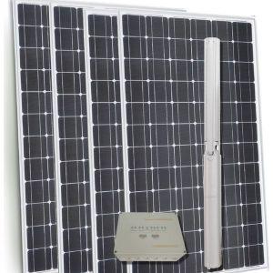2630 Watt de la pompe à eau solaire solaire Liste de Prix de la pompe à eau
