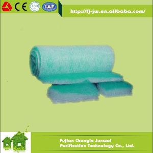 停止、ガラス繊維フィルター媒体、ペンキの防止装置、スプレー・ブースの床フィルターを塗りなさい