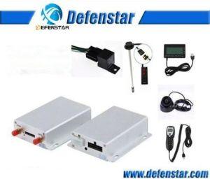 2015 Defenst Ar Remotet 3.7V/1.2Ah Minitoring Rastreador GPS do veículo com ecrã LCD e leitor de RFID