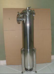 Ss 304 Aço Inoxidável vaso do filtro de cartucho sanitárias