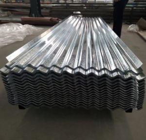 Lo strato di Gi ha ondulato galvanizzato coprendo lo strato in bobina d'acciaio