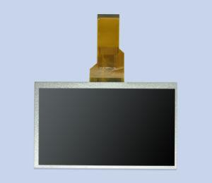Carro Parte 7 polegadas tela LCD grande visor LCD de navegação GPS