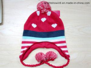 卸し売り美しい赤ん坊の帽子およびスカーフ