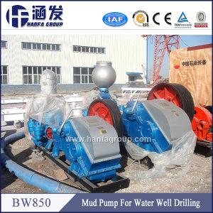 La bomba más populares en el mercado, BW200 Bomba de lodo de perforación para la plataforma de perforación de pozos de agua para la venta