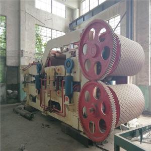 30t/H大きい容量のドラム木製の快活な機械