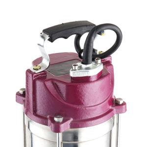 물속에 잠긴 원심 분리기 1 인치 출구 전기 수도 펌프 농업 작은 원심 펌프
