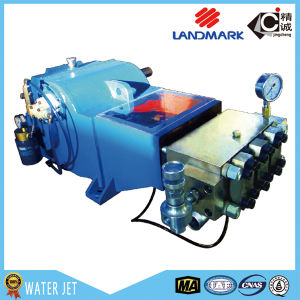 Trade Assurance High Quality 36000psi Industrial Water Pump (FJ0155)
