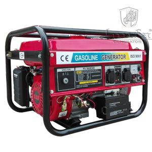 2000W 220volt Electric Portable Gasoline Kerosene Generator
