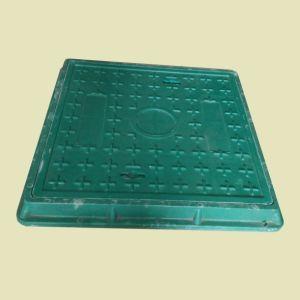 Vierkante Grootte 500X500mm Dekking van het Mangat van het Riool van de Drainage van het Gebruik van het Huis de Decoratieve Plastic