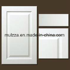 Porte armoire de cuisine en PVC personnalisés, MDF porte du cabinet