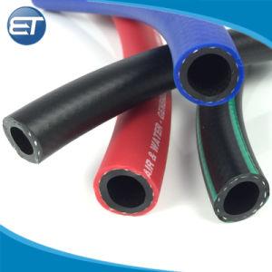 PVC água composto de borracha do tubo de borracha do tubo de descarga de ar expansível e flexível