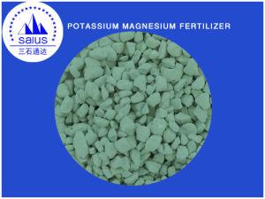 Het Sulfaat van het Magnesium van het kalium met Vrije Steekproef
