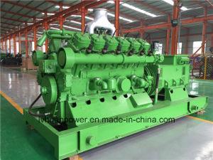 La biomasa energía eléctrica del generador de gas de 300kw para la exportación a Rusia