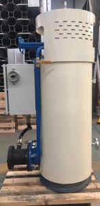 電気熱くする100kg LPGの蒸発器