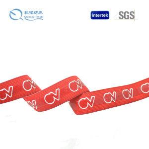 Pliage de 2 pouces de sangle élastique en silicone