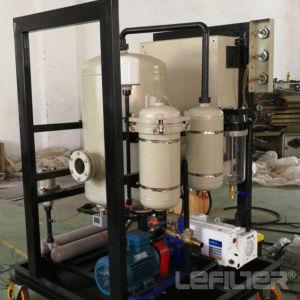 Het Systeem van de Reiniging van de Olie van de Turbine van Ty
