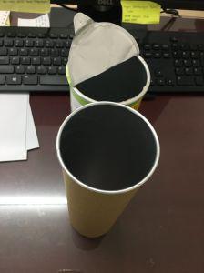 Tubo de papel utilizado papel de aluminio para empaquetado de alimentos, tales como papas fritas