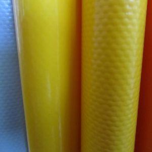 Tejido de Wowen lona impermeable y Anti-UV TOLDO