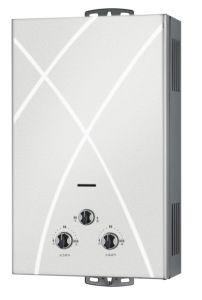 Conduta de estilo exterior tipo aquecedor de água a gás de combustão - (JSD-C65)
