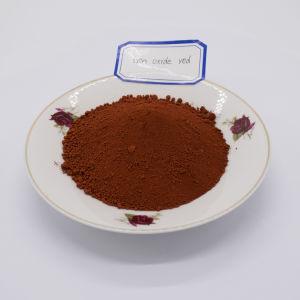 Het Rood van het Oxyde van het Ijzer van het Poeder van het Pigment van de lage Prijs met Goede het Kleuren Sterkte