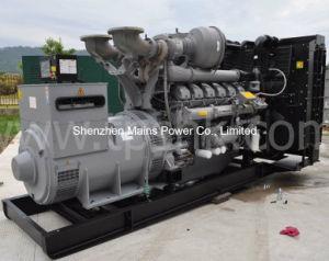 1200 квт 1500 ква промышленный дизельный генератор установлен режим ожидания 1320KW 1650ква