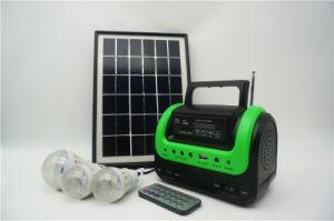 China Proveedores de nuevos productos de paneles solares 10W 7Ah batería portátil para el hogar