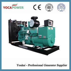 Ce, de ISO Goedgekeurde Diesel van 500kw/625kVA Cummins Reeks van de Generator