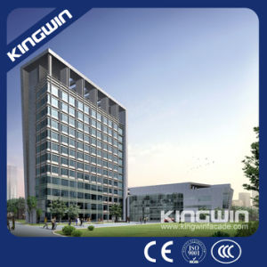 Erfinderisches Facade Design und Engineering - Exposed Frame Curtain Wall